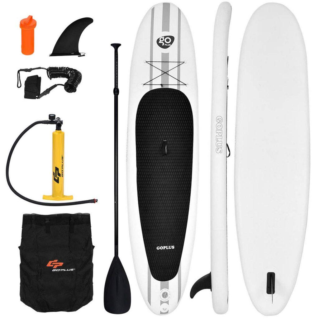 [QUICK REVIEW] Goplus 10' Inflatable Stand Up Paddle Board - image 61pIufY4MgL._SL1200_-1024x1024 on https://supboardgear.com