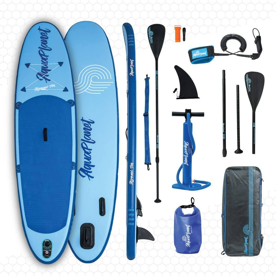 Aquaplanet 10' Stand Up Paddle board kit