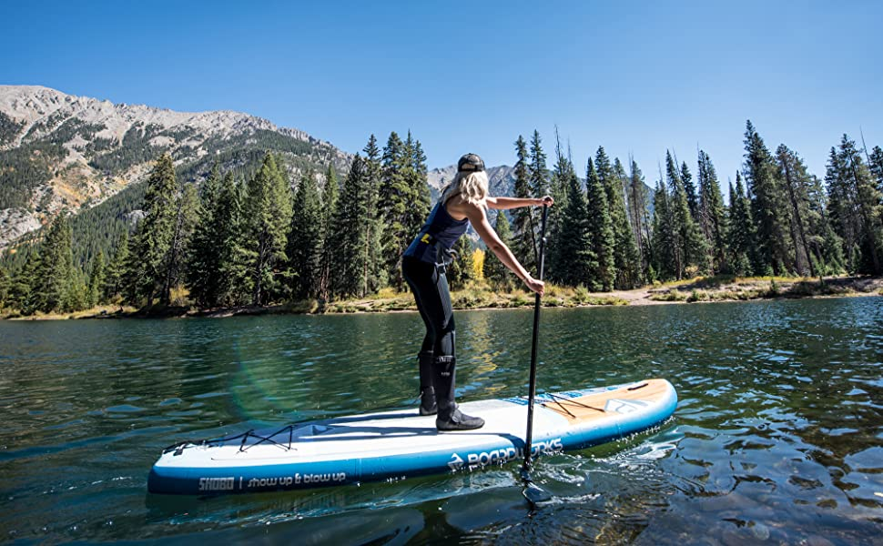 Boardworks SHUBU Kraken Inflatable SUP Best