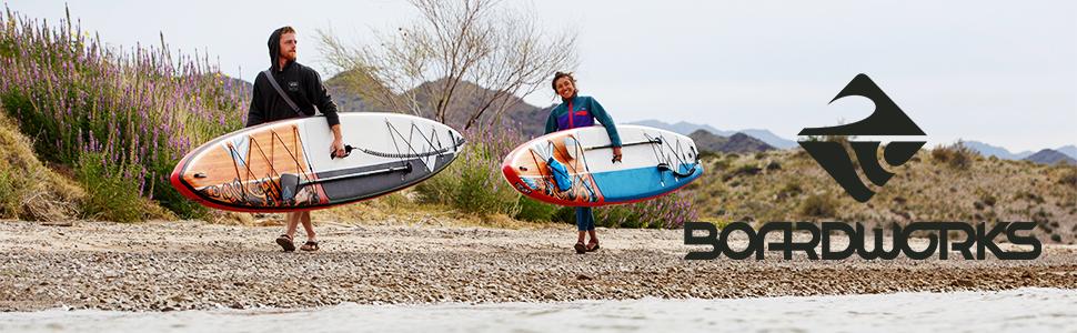 Boardworks SHUBU Kraken Inflatable SUP