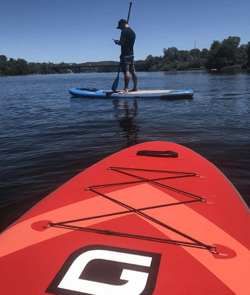 Gili Sports 10'6 ISUP review
