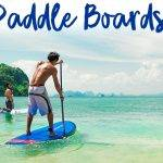SBBC 10'6 Orca SUP Paddle Board review - Hard board