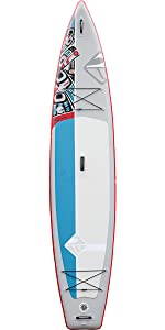 Boardworks SHUBU Muse Inflatable Standup Paddle Board