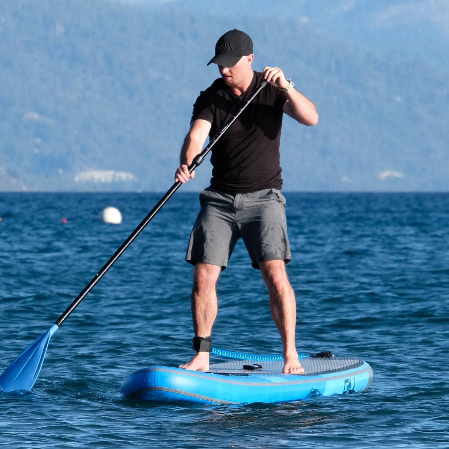 gili sup in action - image gili-sup-in-action on https://supboardgear.com