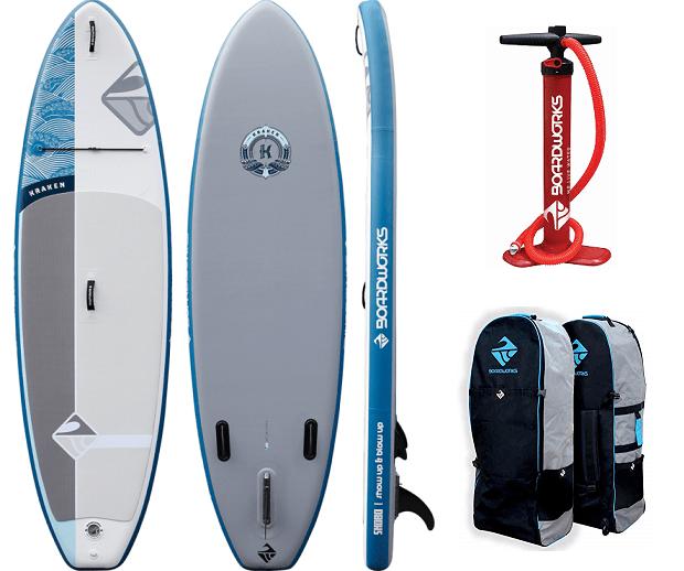 Boardworks Kraken 11 Inflatable Touring SUP