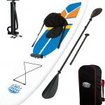 HydroForce White Cap Inflatable Stand Up Paddle board - image package-150x150 on https://supboardgear.com