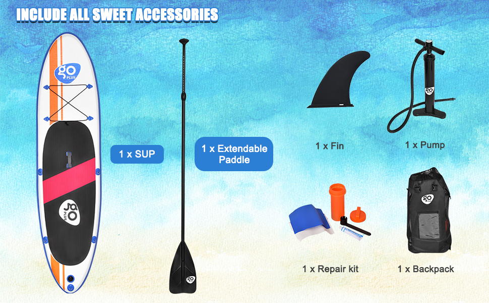 water sport SUP