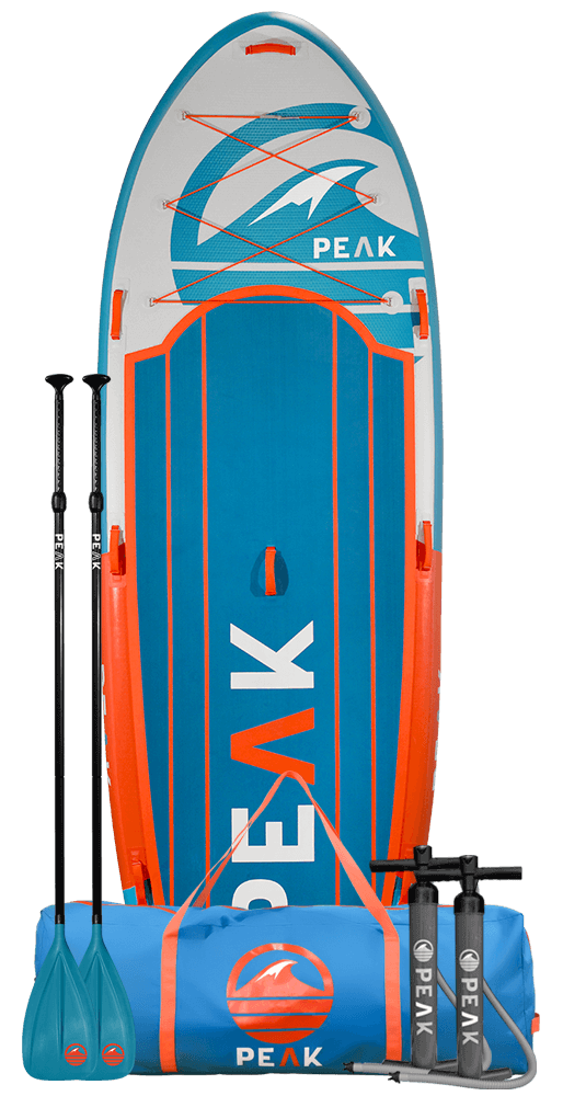 Great 12' Multi-Person Stand Up Paddle Boar Peak