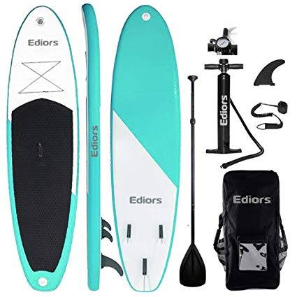 """Inflatable 9'10"""" Stand Up Paddle Board Sudoo"""