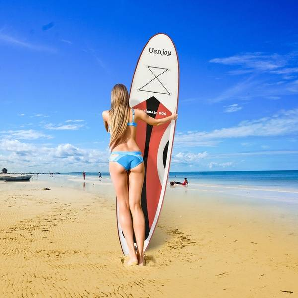 Non-slip Inflatable SUP comes from Uenjoy
