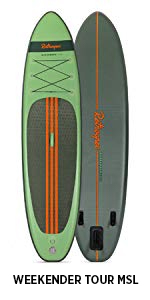 Retrospec Weekender review from Ten Toes Paddle Board