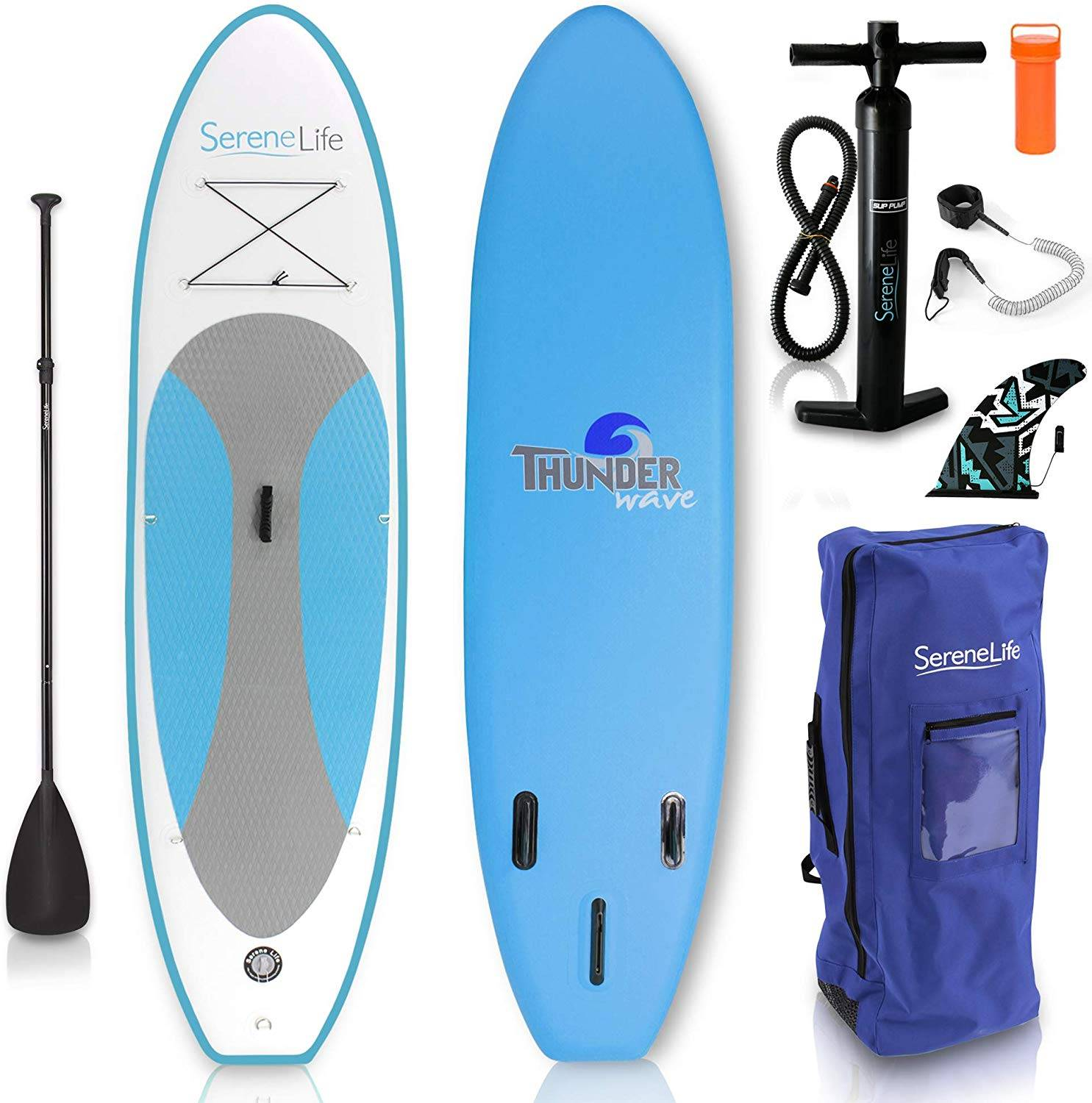 SereneLife Paddle Board review
