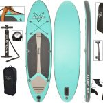 Vilano Navigator 10 paddle board review
