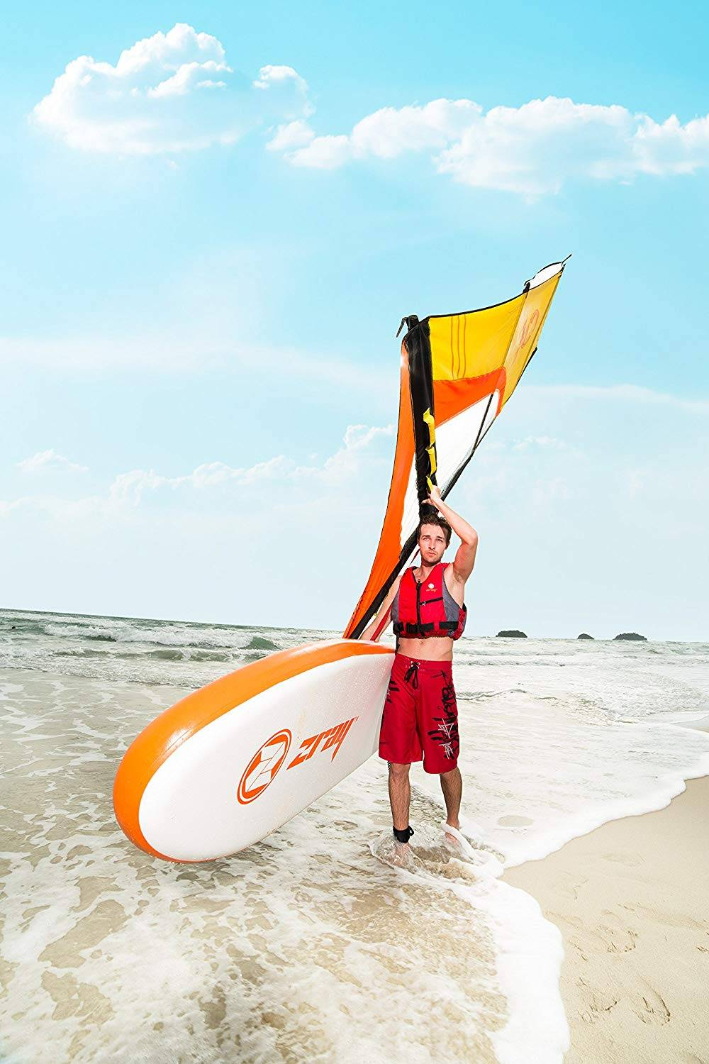 Zray W2 Inflatable Paddle Board