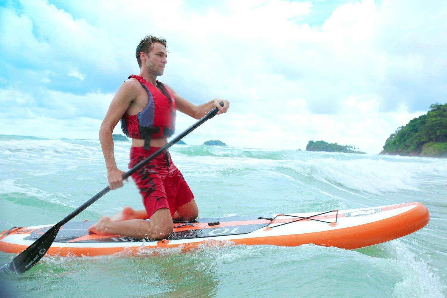 Zray W2 Inflatable Paddle Board Review