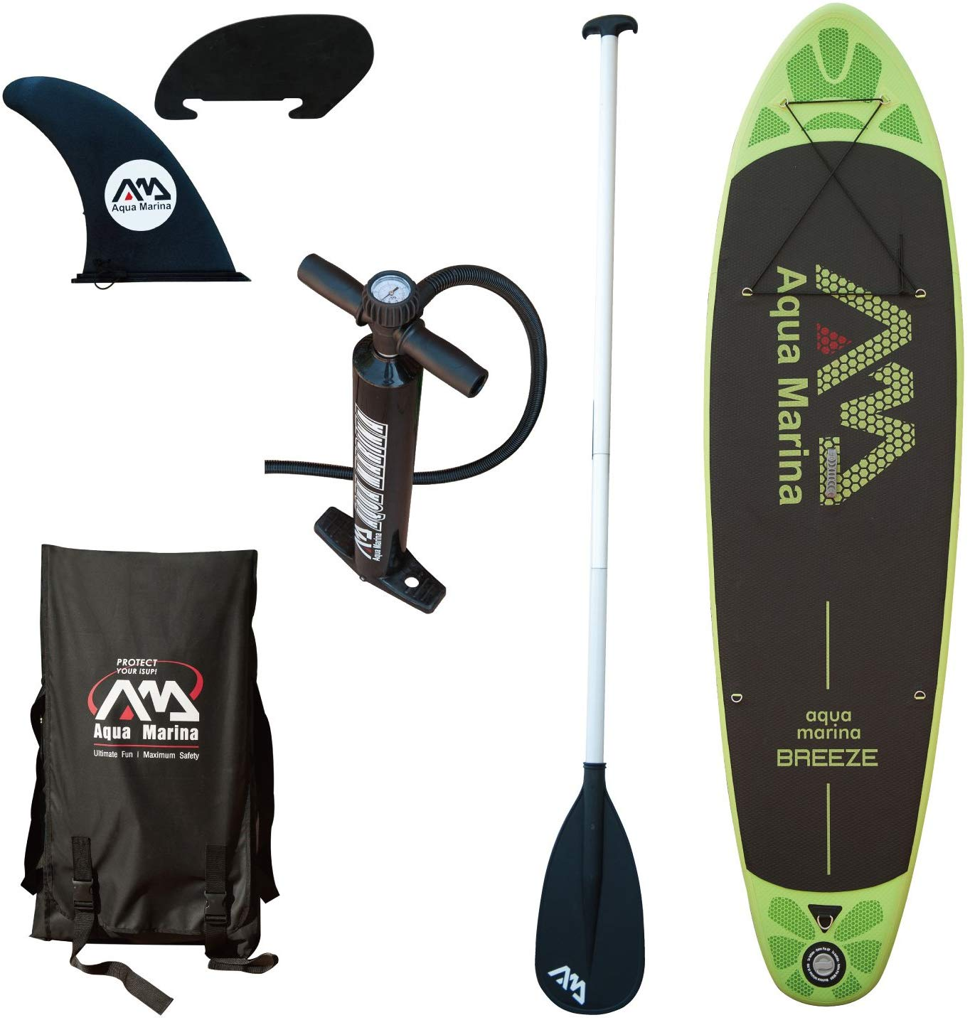 Aqua Marina Breeze Paddle Board Review