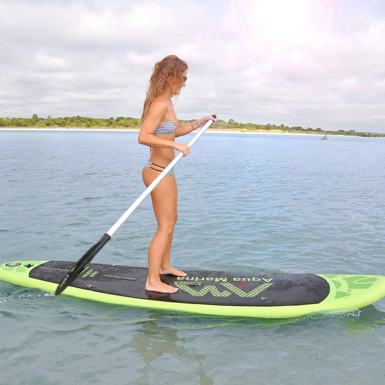 Aqua Marina Breeze Paddle Board Review