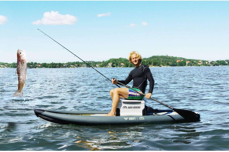 Aqua Marina Drift Fishing Inflatable Stand-up Paddle - image Aqua-Marina-Drift-Fishing-Inflatable-Stand-up-Paddle on https://supboardgear.com