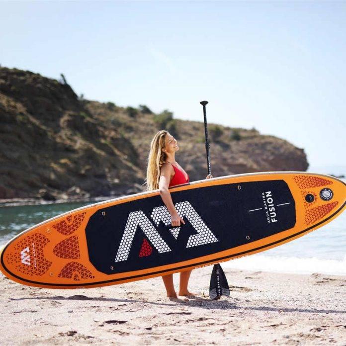 Aqua Marina Fusion SUP Review