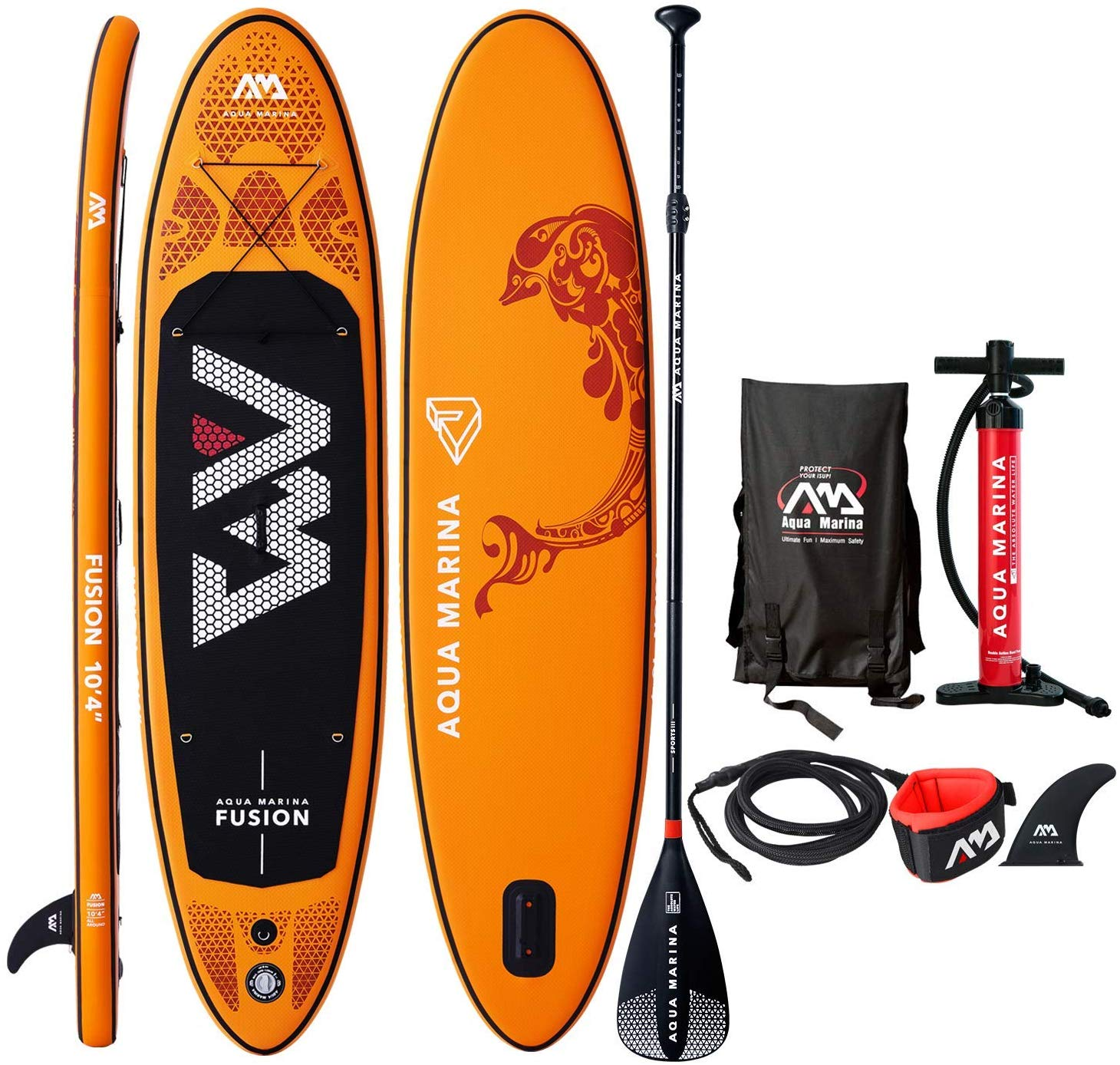 Aqua Marina Fusion SUP Review