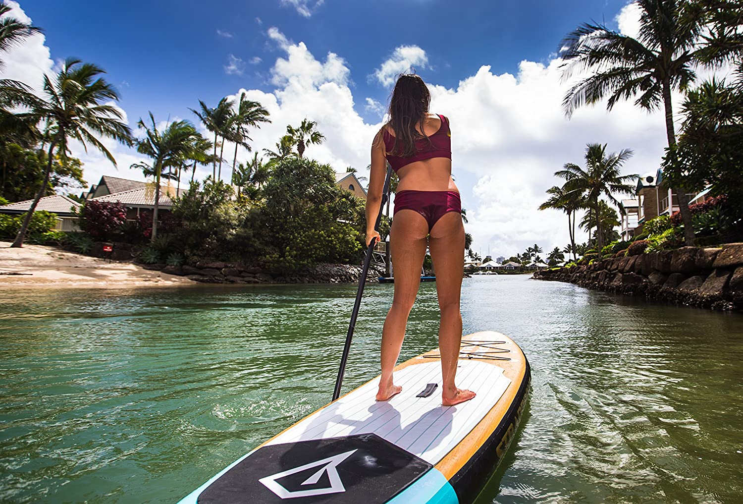 Board Culture Inflatable Stand Up Paddle Board