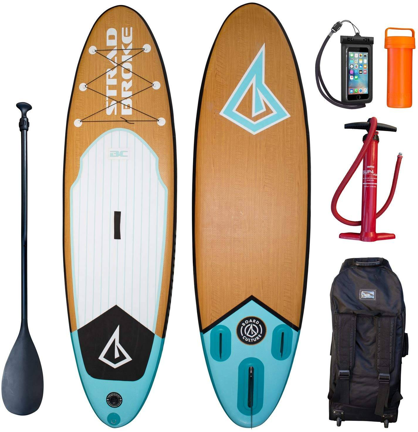 Board Culture Inflatable Stand Up Paddle