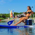 California Board Company 11ft Angler Fishing Stand up paddleboard