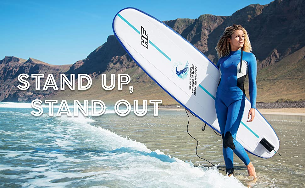 Experience Hydro-Force Inflatable Stand Up Paddle