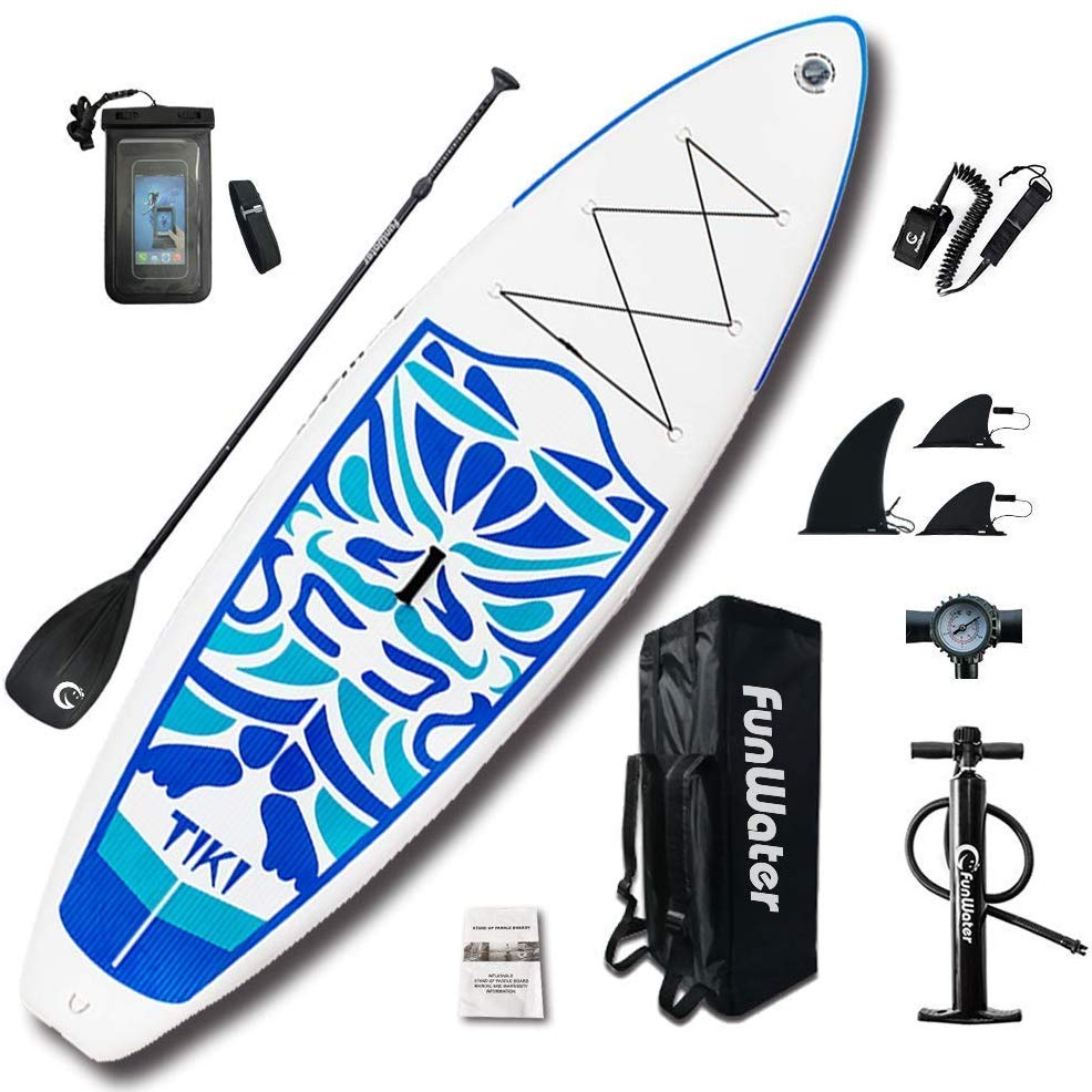 Funwater Paddle board Review - image Funwater-Paddle-board-Review on https://supboardgear.com