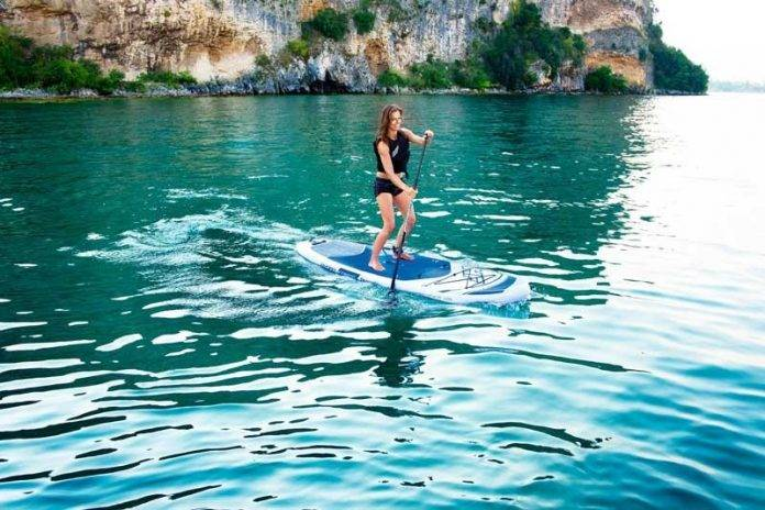 Hydro-Force Oceana Paddle board Review