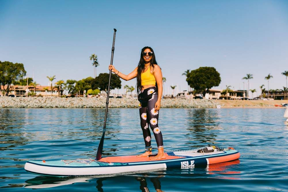 Isle Explorer inflatable paddle board Review - image Isle-Explorer-inflatable-paddle-board-Review on https://supboardgear.com