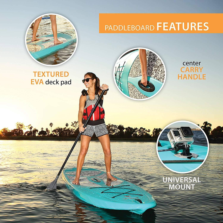 Lifetime Horizon 100 Paddle board - image Lifetime-Horizon-100-Paddle-board on https://supboardgear.com
