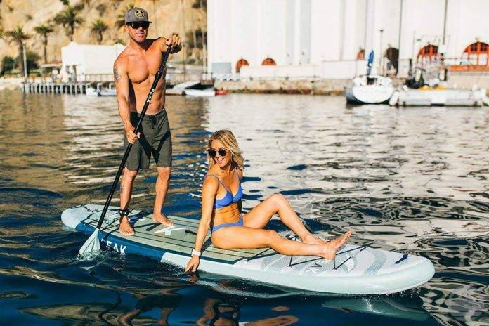 Peak Expedition Inflatable paddle board Review