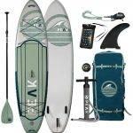 Peak Inflatable Paddle - image Peak-Inflatable-Paddle-Board-150x150 on https://supboardgear.com
