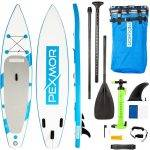Pexmor 11' Inflatable Paddle Board Review