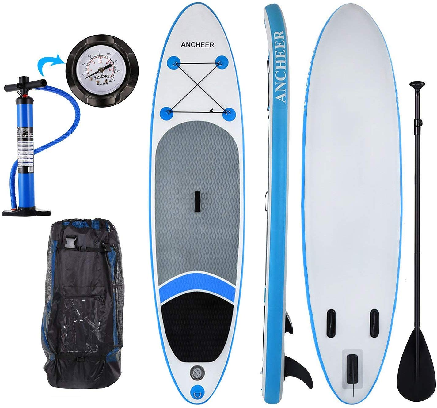 Shaofu 10ft Inflatable Paddle Board Review