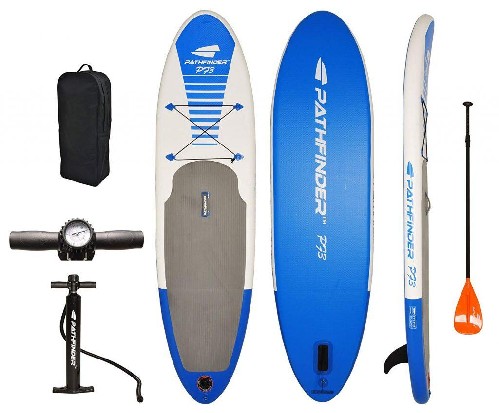 Pathfinder Inflatable Paddle Board review