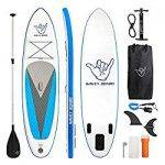 WAVEY BOARD Inflatable SUP - image 51M3ZLHK2OL._SL250_-150x150 on https://supboardgear.com