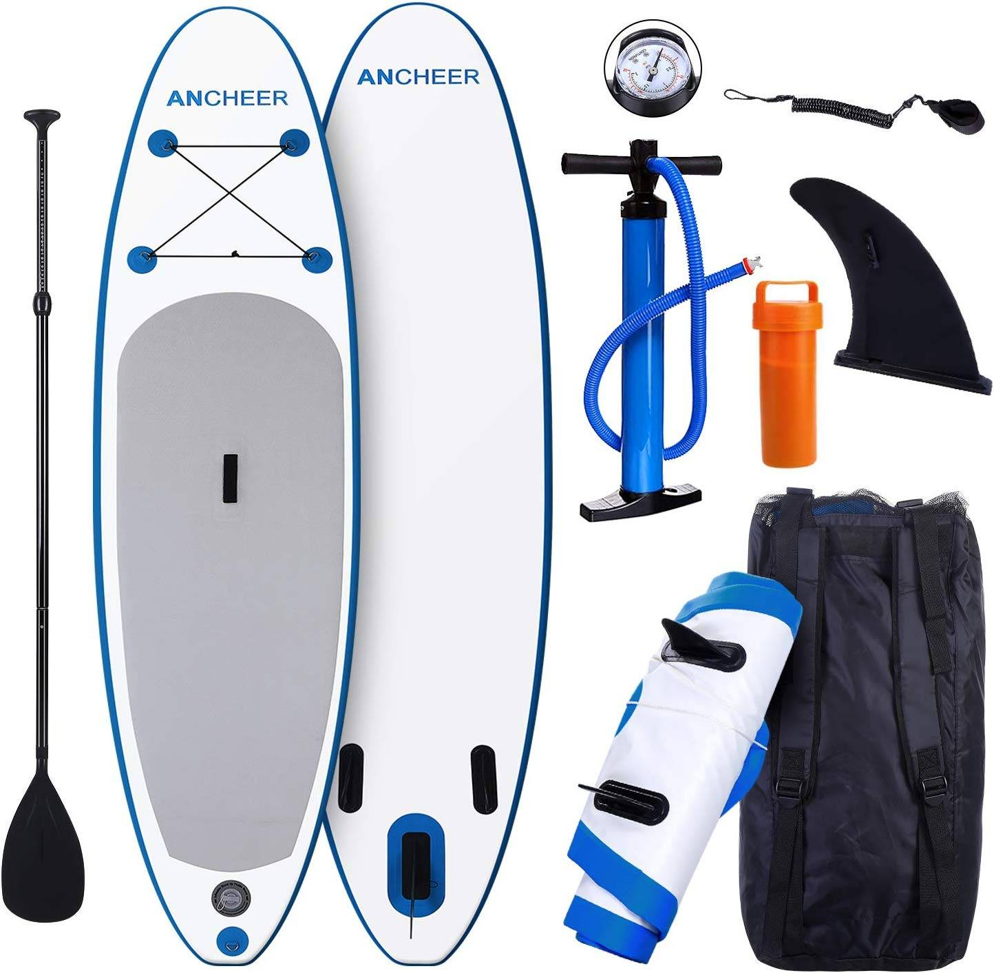 Smibie 10' Inflatable SUP Review