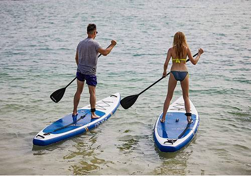 Aqua Plus 10ft Inflatable SUP