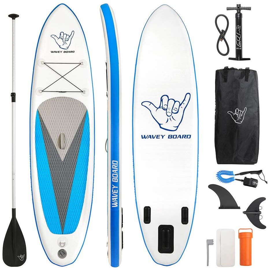 WAVEY BOARD Inflatable SUP