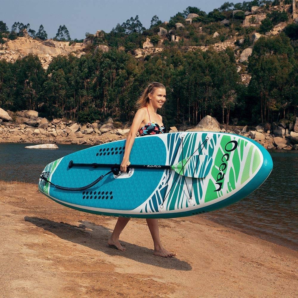 FEATH-R-LITE Paddle Board - image FEATH-R-LITE-Paddle-Board on https://supboardgear.com