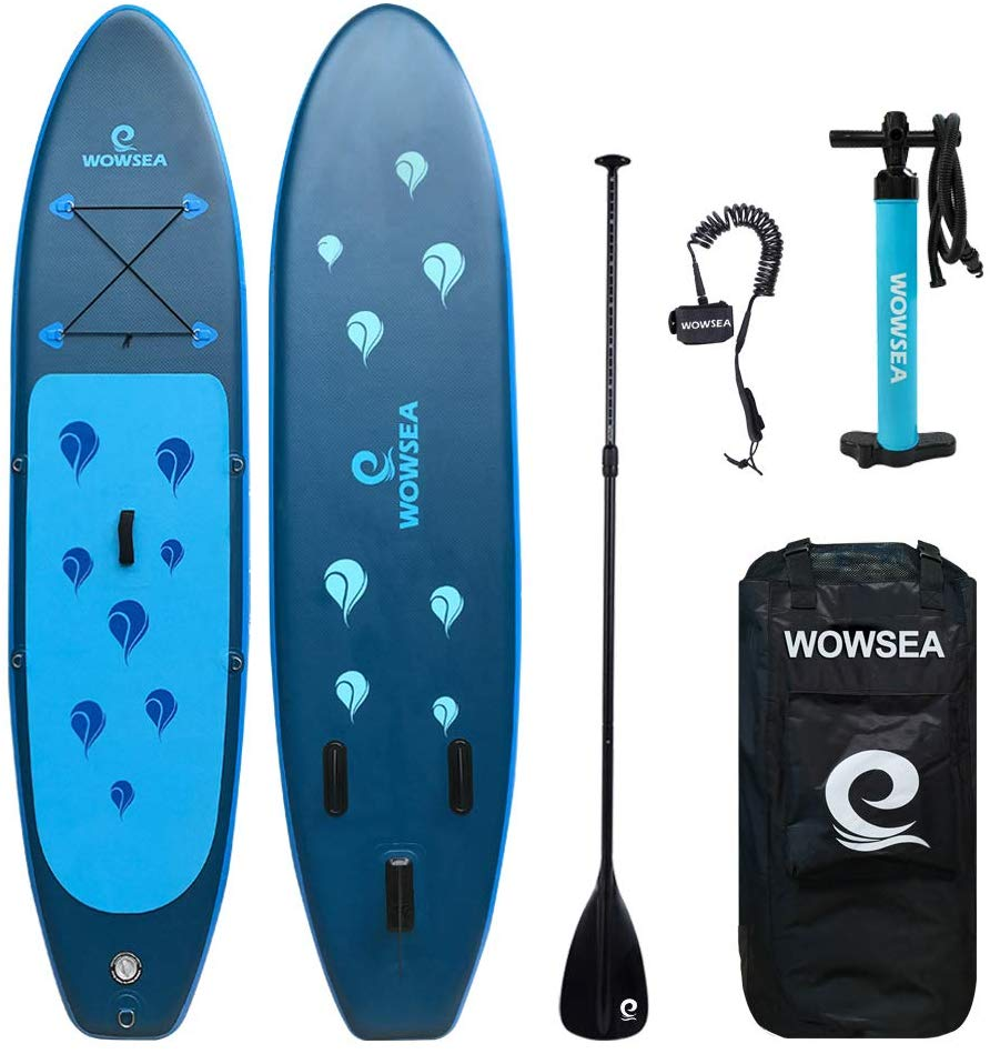 WOWSEA iSUP Inflatable