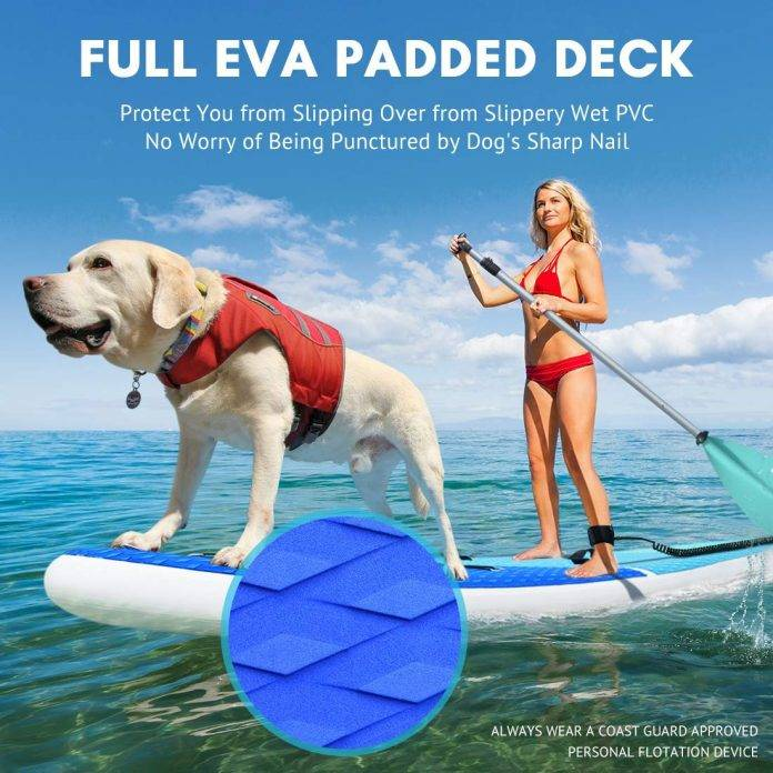 Zupapa 2019 Inflatable Paddle Board