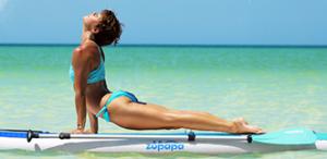 sup paddle holder
