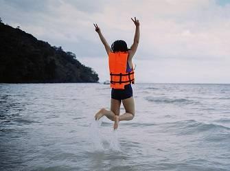sup float vest