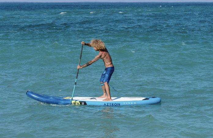 Aztron Titan All-Around Inflatable SUP Board