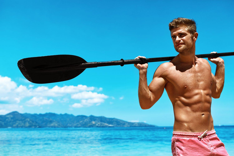 Summer Water Sport.