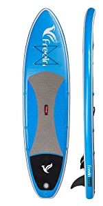 Freein Stand Inflatable SUP Long with Kayak
