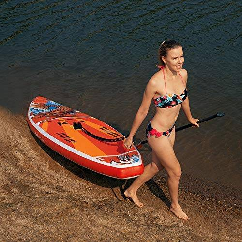 FeatherLite Inflatable SUP Set Board - image FeatherLite-Inflatable-SUP-Set-Board on https://supboardgear.com